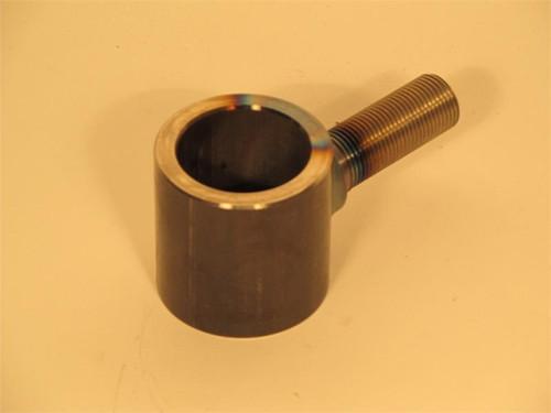 "Lowrider Depot Adjustable Rod End, 2.5"" Wide, No Bushings 1 1/8"""