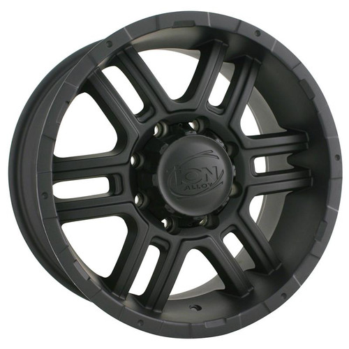Ion 179 Matte Black 18X9 8 X 170