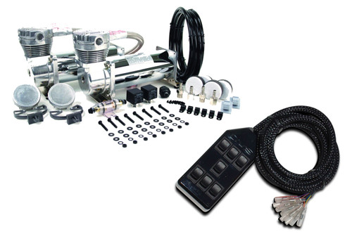 Black switch box Viair compressor
