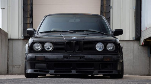 1982-1993 BMW 3-Series(E30)(51mm) Air Lift Kit with Manual Air Management- Front View