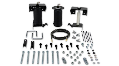 2010-2012 Ford E-150 Van Base Model Rear Helper Bag Kit