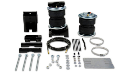 2008-2010 Ford F450 Non Commercial 2WD/4WD Rear Helper Bag Kit