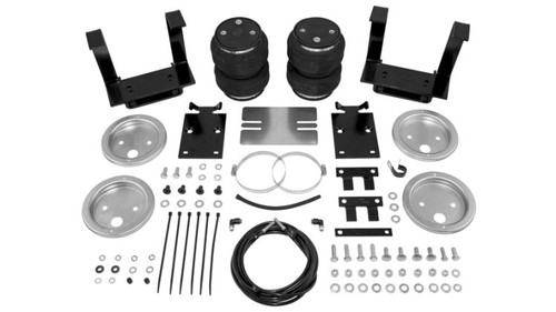 01-10 Chevy Silverado 3500 Commercial Cab and Chassis Rear Helper Bag Kit