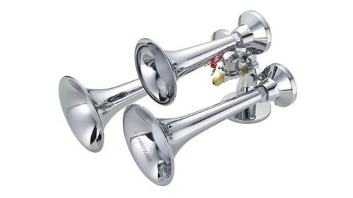Chrome Outlaw Marine Train Horn