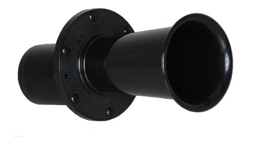 Black Motor Driven Oogah Horn