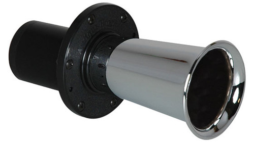 Chrome Motor Driven Oogah Horn