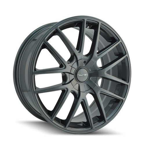 Touren 3260 Gunmetal 20X8.5 5-108/5-114.3 40mm 72.62mm