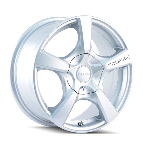 Touren 3190 Hypersilver 16X7 5-110/5-115 42mm 72.62mm