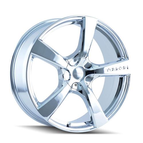 Touren 3190 Chrome 20X8.5 5-112/5-115 40mm 72.62mm