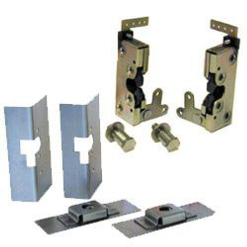 Locking Large Bear Claw Latch Combo Kit