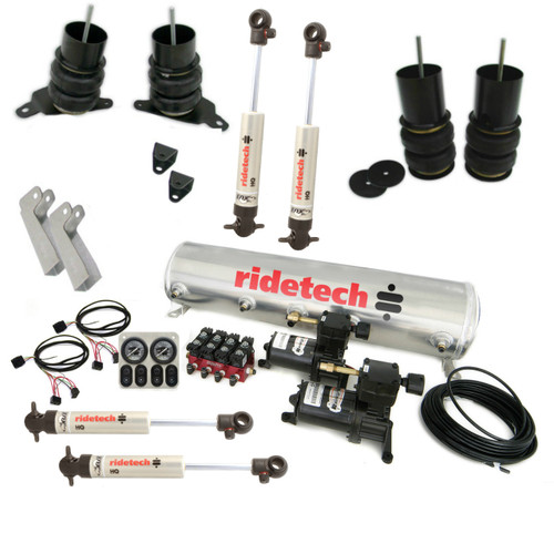 Level 1 Air Suspension System for 65-70 Impala