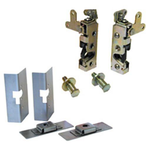 Locking Mini Small Bear Claw Latch Combo Kit