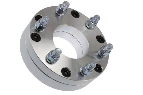 5 x 4.75 to 6 x 4.50 Aluminum Wheel Adapter