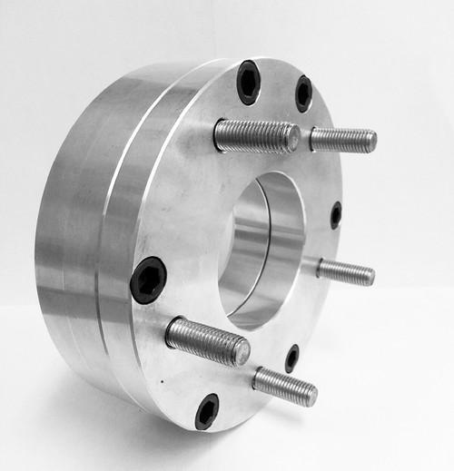 6 X 127 to 5 X 100 Wheel Adapter