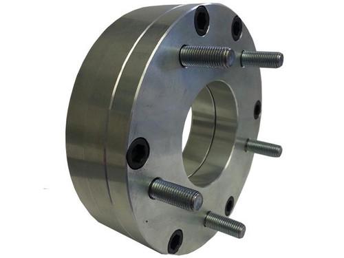 6 X 127 to 5 X 100 Aluminum Wheel Adapter
