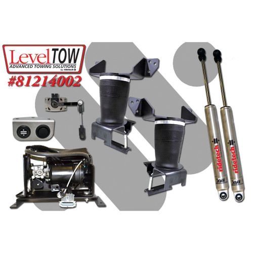 LevelTow Kit for 1999-2006 (2007 Classic) Silverado and Sierra K1500 4WD