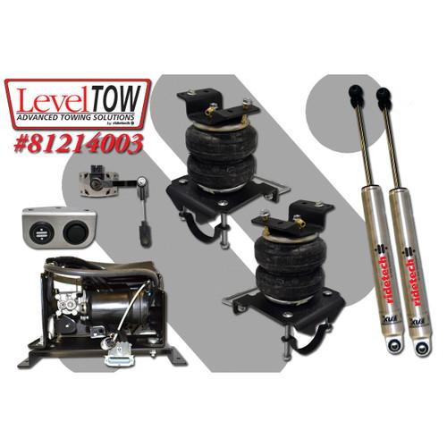 LevelTow Kit for 2001-2010 Silverado / Sierra 2500HD & 3500HD (2WD & 4WD)