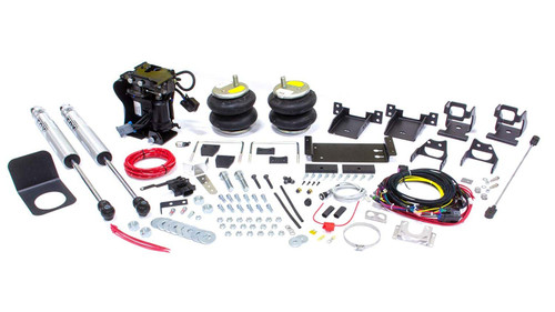 Level Tow Kit for 2013-2019 Ram 3500 4WD (w/o Factory Air Assist)  - complete kit