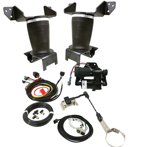 97-03 Ford F150 4WD / F250 4WD (Non Super Duty) Level Tow - full kit