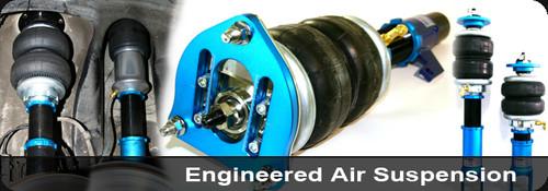 09-14 Volkswagen Scirocco MK3 AirREX Complete Air Suspension System