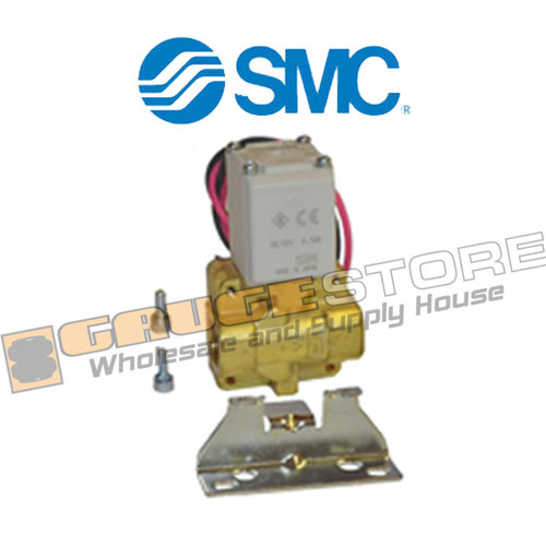 3/8 SMC pneumatic air valve part number  VXD232BZ1DBXB