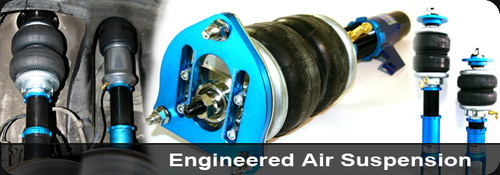 07-14 Fiat 500 and 500C AirREX Complete Air Suspension System