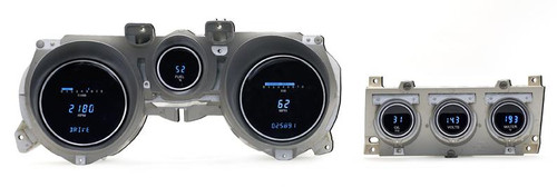 1971-1973 Ford Mustang Digital Instrument System with Center Console Gauges