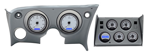 1968-77 Chevy Corvette VHX Instruments w/ Digital Clock  (displayed in bezel/bezel NOT included)