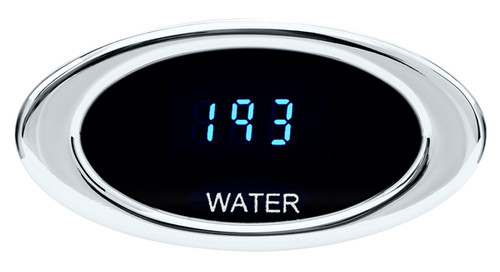 Ion Series Water Temperature