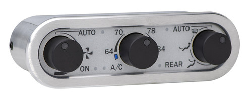 Three Knob Digital Climate Controller for Vintage Air Gen IV