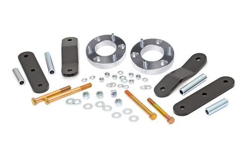 2.5in Nissan Suspension Lift Kit (05-19 Frontier/Xterra 4WD-2WD) Aluminum