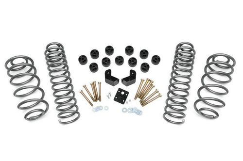 3.75in Jeep Combo Lift Kit (97-06 Wrangler TJ/04-06 Wrangler Unlimited LJ) with out shocks