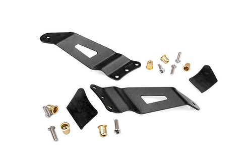 GM 50 IN Curved Light Bar Upper Windshield Mount (99-06 Chevy/GMC)