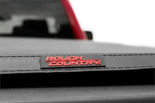 """01-03 Ford F150 5'5"""" Bed Soft Tri-Fold Bed Cover"""