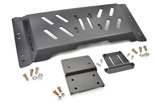 97-02 Jeep TJ Wrangler 6 Cyl Auto Trans High Clearance Skid Plate