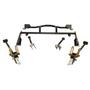 CoilOver System for 67-70 Cougar Bolt On 4-Link