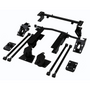 Bolt-On 4 Link System for 1973-1987 Chevy C10