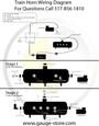 Train Horn Air Managment Kit #2