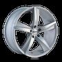 Touren TR72 Gloss Black/Machined Face 17X7.5 5-114.3 40mm 72.62mm