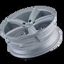 Touren TR72 Gloss Black/Machined Face 17X7.5 5-120 40mm 72.62mm