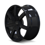 Touren TR65 Black 20x8.5 5-108/5-114.3 35mm 72.62mm