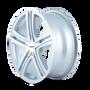 Touren TR62 HyperSilver/Machined Face/Machined Lip 18X7.5 4-100/4-114.3 40mm 67.1mm