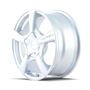 Touren 3190 Hypersilver 19X8.5 6-132 40mm 74.5mm