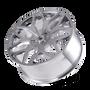 Mazzi 367 Profile Chrome 20x8.5 6-135/6-139.7 30mm 106mm