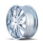 Mazzi 337 Edge Chrome 18X7.5 4-100/4-114.3 40mm 67.1mm