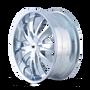 Mazzi 337 Edge Chrome 20X8.5 5-108/5-114.3 35mm 72.56mm
