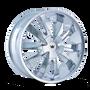 Mazzi 337 Edge Chrome 20X8.5 5-112/5-120 35mm 74.1mm