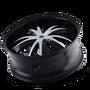 Mazzi 337 Edge Gloss Black/Machined Face 22X8.5 5-108/5-114.3 35mm 72.56mm