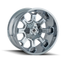 Mayhem Combat 8105 Chrome 20x10 6-135/6-139.7 -19mm 106mm
