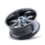 ION 189 PVD2 Chrome 18X9 8-165.1/8-170 -12mm 130.8mm